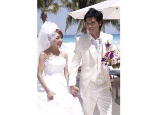 川崎希とアレクの結婚式
