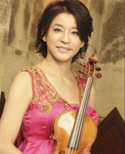 バイオリニスト高嶋ちさ子