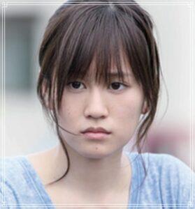 不機嫌な前田敦子
