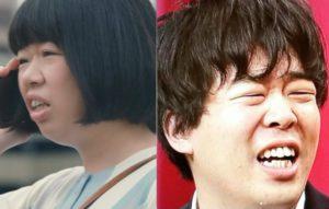 そっくりな伊藤と草薙