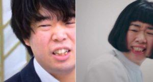 そっくりすぎる伊藤と草薙