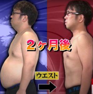 天野ひろゆきBEFORE&AFTER