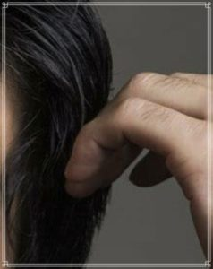 岡田健史の指の毛