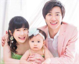 福原愛と家族