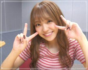 笑顔の山田樹奈