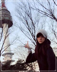 韓国旅行をする福原愛の義理の姉