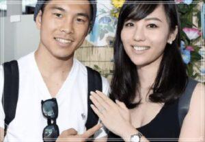 井岡と元妻