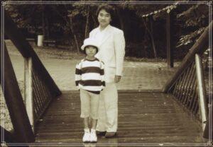 小室圭と父・敏勝