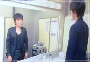 小沢と綾野剛の鏡コント