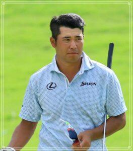 松山英樹ゴルファー