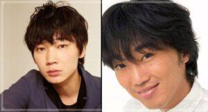 綾野剛と小沢比較画像