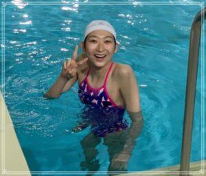 トレーニングを開始した池江璃花子選手