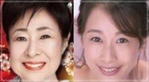 中村玉緒と加藤綾子