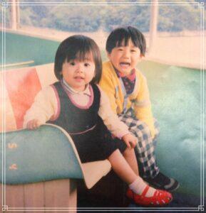 加藤綾子の子供時代
