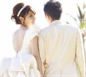 熊田洋子の結婚式