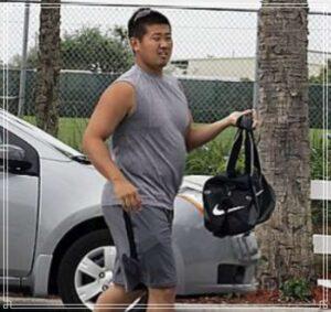 太り過ぎの松坂大輔