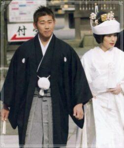 松坂大輔と嫁・柴田の結婚式