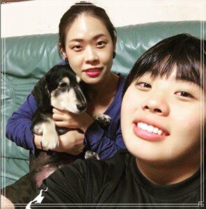 曽根輝と姉
