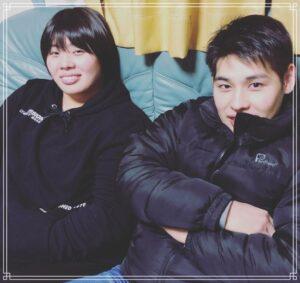 素根輝と兄・大誠